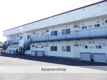 北海道函館市、五稜郭駅徒歩19分の築29年 2階建の賃貸アパート