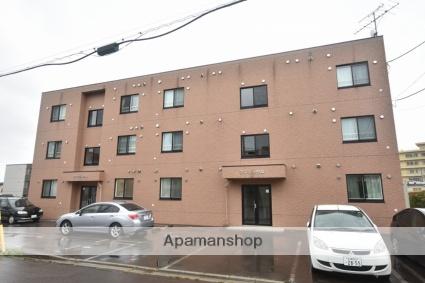 北海道函館市、千代台駅徒歩10分の築11年 3階建の賃貸マンション