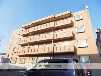 北海道函館市、五稜郭駅徒歩16分の築15年 4階建の賃貸マンション