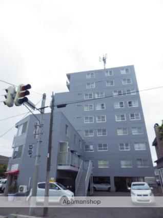 北海道函館市、千代台駅徒歩13分の築29年 9階建の賃貸マンション