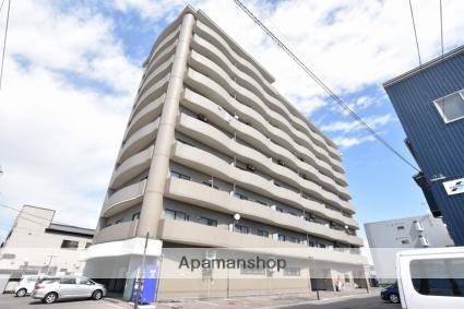 北海道函館市の築27年 11階建の賃貸マンション