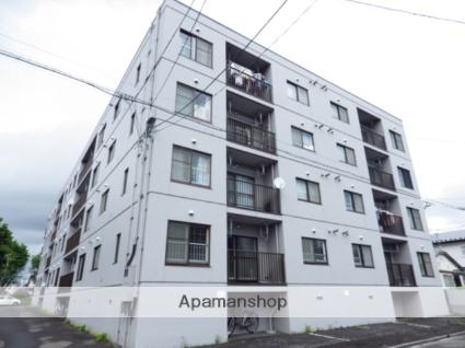 北海道函館市の築28年 4階建の賃貸マンション