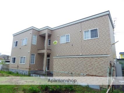 北海道函館市、七重浜駅徒歩14分の築12年 2階建の賃貸アパート