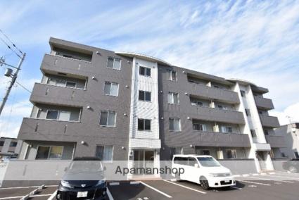 北海道函館市、五稜郭駅徒歩6分の新築 4階建の賃貸マンション