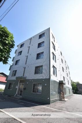 北海道函館市、昭和橋駅徒歩9分の新築 5階建の賃貸マンション