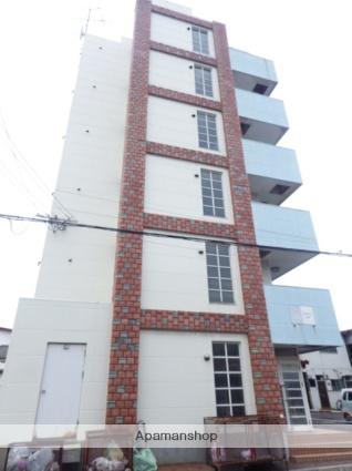 北海道函館市、千代台駅徒歩7分の築27年 6階建の賃貸アパート