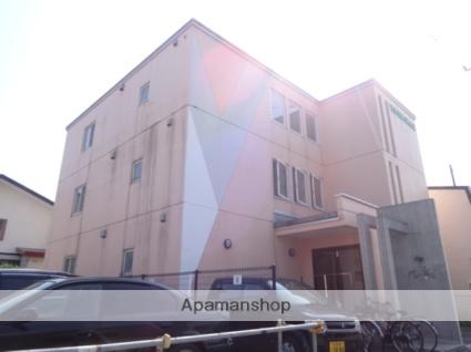 北海道函館市、杉並町駅徒歩9分の築14年 3階建の賃貸マンション