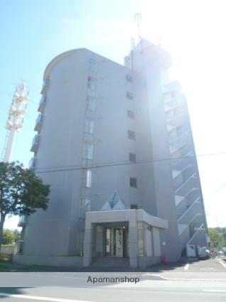 北海道札幌市豊平区、平岸駅徒歩14分の築22年 8階建の賃貸マンション