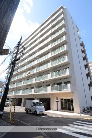 北海道札幌市豊平区、菊水駅徒歩9分の築9年 10階建の賃貸マンション