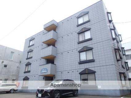 北海道札幌市中央区、中島公園駅徒歩10分の築13年 4階建の賃貸マンション
