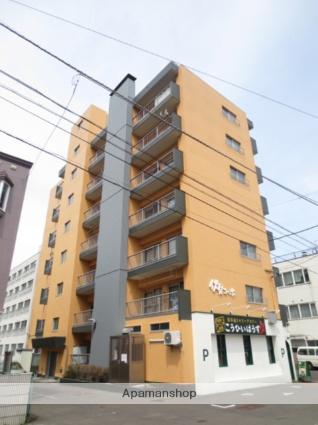 北海道札幌市中央区、西線16条駅徒歩10分の築44年 10階建の賃貸マンション