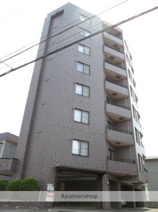 北海道札幌市南区、澄川駅徒歩9分の築23年 8階建の賃貸マンション
