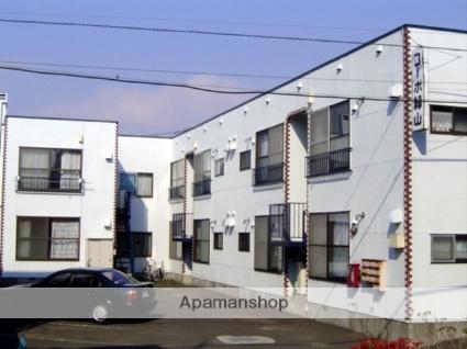 北海道札幌市南区、真駒内駅市営バスバス10分南34条西11下車後徒歩3分の築30年 2階建の賃貸アパート