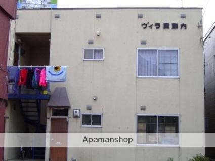 北海道札幌市南区、真駒内駅じょうてつバスバス5分真駒内本町下車後徒歩2分の築31年 2階建の賃貸アパート