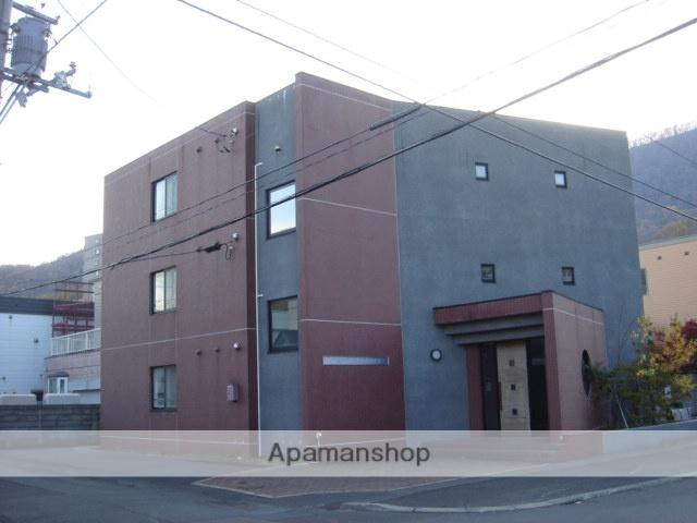 北海道札幌市中央区、電車事業所前駅徒歩11分の築19年 3階建の賃貸マンション