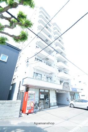 北海道札幌市豊平区、菊水駅徒歩12分の築28年 10階建の賃貸マンション