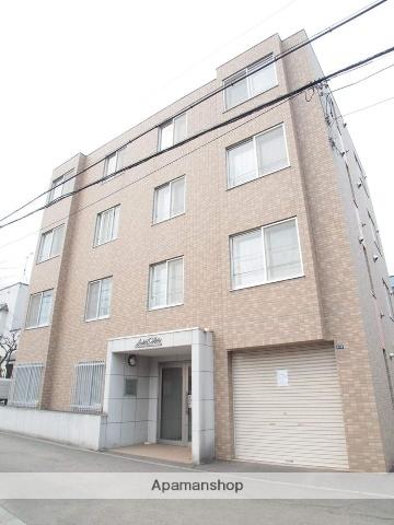 北海道札幌市南区、澄川駅徒歩10分の築10年 4階建の賃貸マンション