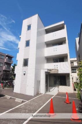 北海道札幌市豊平区、南郷13丁目駅徒歩25分の築11年 4階建の賃貸マンション
