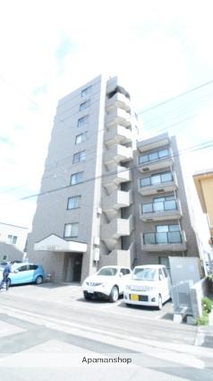 北海道札幌市豊平区、白石駅徒歩16分の築15年 9階建の賃貸マンション
