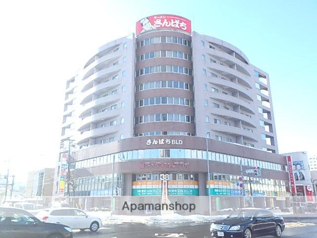 北海道札幌市豊平区、菊水駅徒歩9分の築23年 10階建の賃貸マンション
