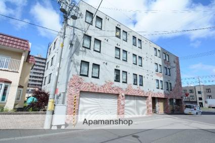 北海道札幌市豊平区、白石駅徒歩8分の築11年 4階建の賃貸マンション