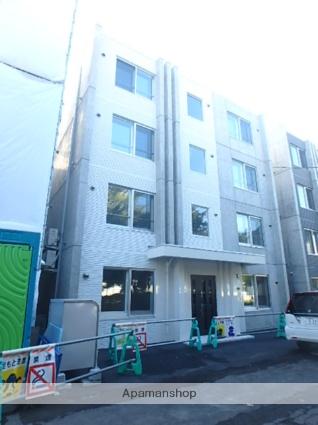 北海道札幌市豊平区、中の島駅徒歩6分の新築 4階建の賃貸マンション