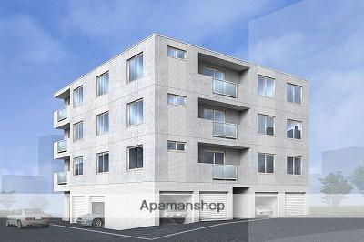 北海道札幌市中央区、幌平橋駅徒歩11分の築3年 4階建の賃貸マンション