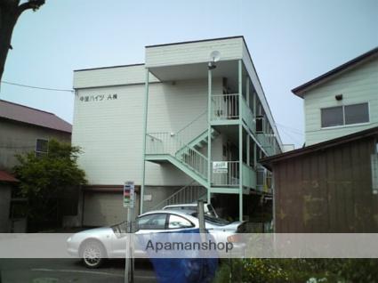 北海道札幌市豊平区、白石駅徒歩12分の築29年 3階建の賃貸アパート
