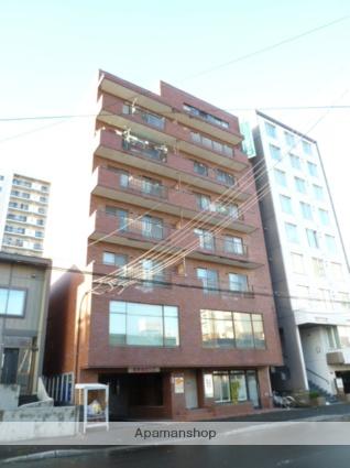 北海道札幌市豊平区、東札幌駅徒歩12分の築31年 8階建の賃貸マンション