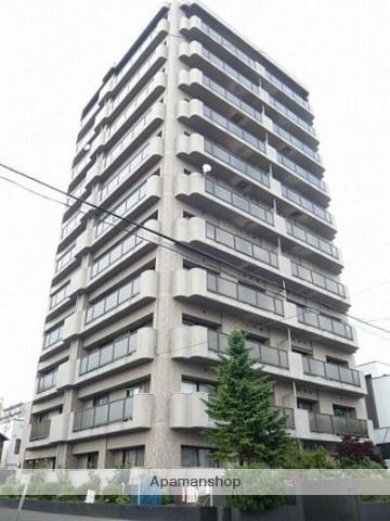 北海道札幌市中央区、静修学園前駅徒歩11分の築25年 11階建の賃貸マンション