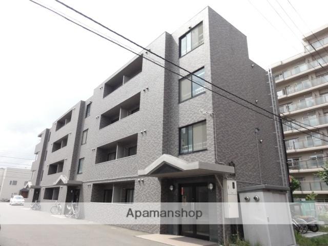 北海道札幌市中央区、幌南小学校前駅徒歩3分の築14年 4階建の賃貸マンション