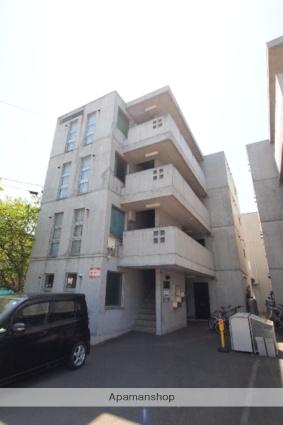 北海道札幌市白石区、苗穂駅徒歩13分の築17年 4階建の賃貸マンション