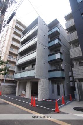 北海道札幌市白石区、バスセンター前駅徒歩11分の新築 5階建の賃貸マンション