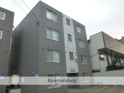 北海道札幌市白石区、苗穂駅徒歩13分の築14年 4階建の賃貸マンション
