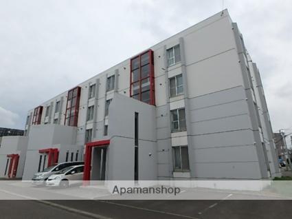 北海道札幌市白石区の築19年 4階建の賃貸マンション