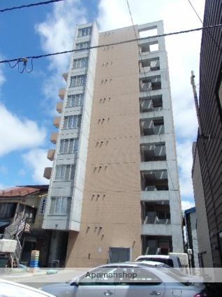 北海道札幌市中央区、バスセンター前駅徒歩8分の築13年 10階建の賃貸マンション