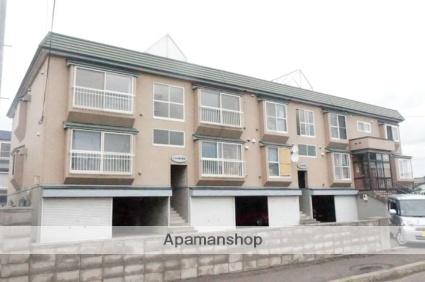北海道札幌市手稲区、手稲駅JRバスバス7分樽川通下車後徒歩5分の築14年 2階建の賃貸アパート