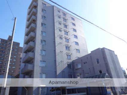 北海道札幌市西区、琴似駅徒歩7分の築29年 10階建の賃貸マンション