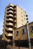 北海道札幌市中央区、二十四軒駅徒歩15分の築25年 8階建の賃貸マンション