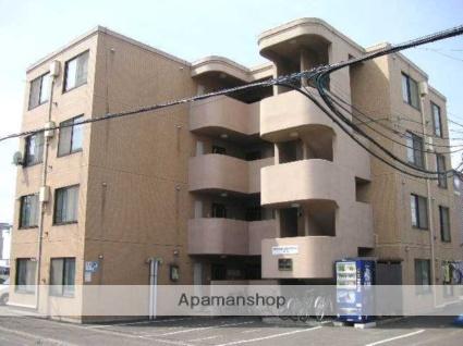 北海道札幌市西区の築27年 4階建の賃貸マンション
