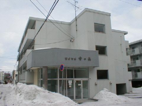 北海道札幌市中央区、二十四軒駅徒歩14分の築29年 4階建の賃貸マンション