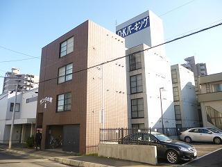 北海道札幌市西区、琴似駅徒歩13分の築27年 4階建の賃貸マンション