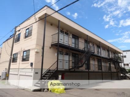 北海道札幌市西区、発寒中央駅徒歩11分の築31年 3階建の賃貸アパート