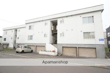 北海道札幌市手稲区、手稲駅JRバスバス8分樽川通下車後徒歩2分の築30年 2階建の賃貸アパート