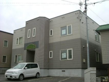北海道札幌市中央区、二十四軒駅徒歩25分の築19年 2階建の賃貸アパート