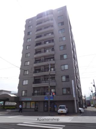 北海道札幌市中央区、西線6条駅徒歩8分の築21年 11階建の賃貸マンション