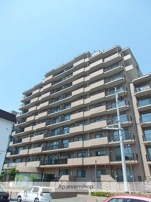 北海道札幌市中央区、西28丁目駅徒歩8分の築25年 10階建の賃貸マンション
