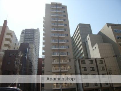 北海道札幌市中央区、札幌駅徒歩5分の築10年 15階建の賃貸マンション