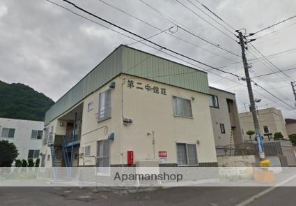 北海道札幌市西区、琴似駅JRバスバス15分山の手1−11下車後徒歩2分の築28年 2階建の賃貸アパート