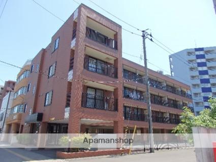 北海道札幌市中央区、苗穂駅徒歩10分の築15年 4階建の賃貸マンション